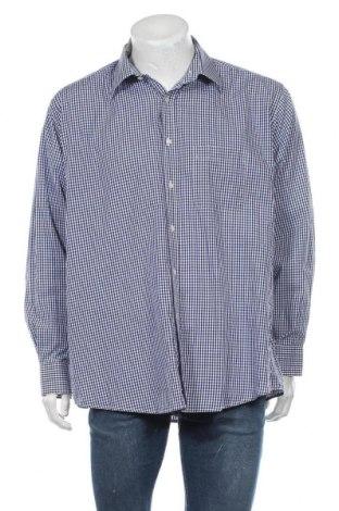 Мъжка риза Andrews, Размер XL, Цвят Син, Памук, Цена 4,73лв.