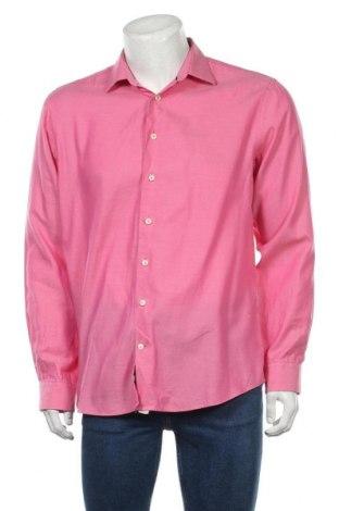 Мъжка риза Arrow, Размер L, Цвят Розов, Цена 4,73лв.
