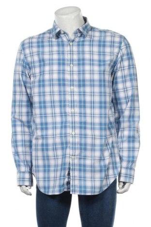 Ανδρικό πουκάμισο Banana Republic, Μέγεθος L, Χρώμα Πολύχρωμο, Βαμβάκι, Τιμή 7,27€