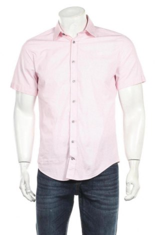 Pánská košile  Camp David, Velikost S, Barva Růžová, Bavlna, Cena  261,00Kč