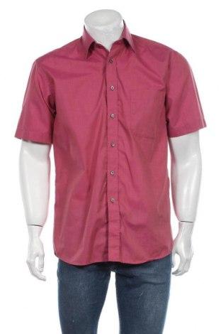Pánská košile  Paul Kehl, Velikost M, Barva Růžová, Bavlna, Cena  140,00Kč