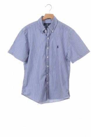 Ανδρικό πουκάμισο Ralph Lauren, Μέγεθος S, Χρώμα Μπλέ, Βαμβάκι, Τιμή 16,33€