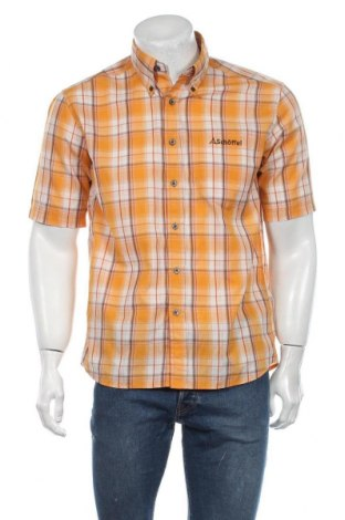 Ανδρικό πουκάμισο Schoffel, Μέγεθος M, Χρώμα Πολύχρωμο, Πολυεστέρας, Τιμή 15,16€