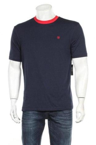 Tricou de bărbați Brixton, Mărime M, Culoare Albastru, 60% bumbac, 40% poliester, Preț 53,42 Lei