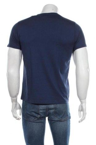 Мъжка тениска Grayson, Размер S, Цвят Син, Памук, Цена 11,10лв.