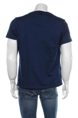 Мъжка тениска Grayson, Размер L, Цвят Син, Памук, Цена 12,60лв.