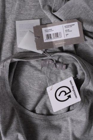 Мъжка тениска Grayson, Размер M, Цвят Сив, Памук, Цена 12,60лв.