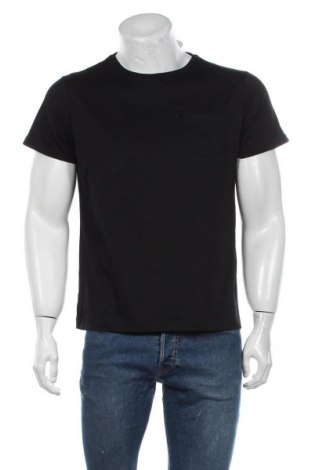 Мъжка тениска Grayson, Размер M, Цвят Черен, Памук, Цена 8,78лв.