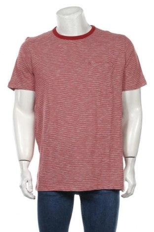Мъжка тениска Premium By Jack & Jones, Размер XL, Цвят Червен, Памук, Цена 51,62лв.