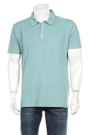 Мъжка тениска Sondag & Sons, Размер XL, Цвят Син, 98% памук, 2% еластан, Цена 18,00лв.
