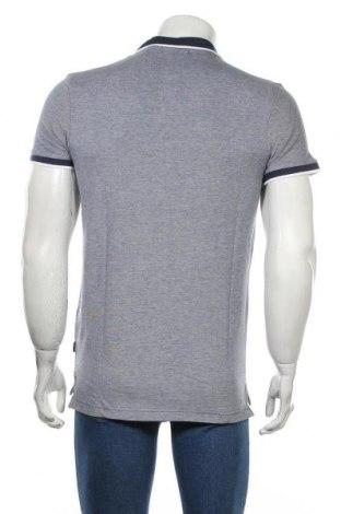 Мъжка тениска Tom Tailor, Размер M, Цвят Син, Памук, Цена 25,48лв.