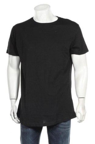 Ανδρικό t-shirt Urban Classics, Μέγεθος XL, Χρώμα Μαύρο, Βαμβάκι, Τιμή 5,94€