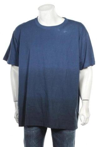 Мъжка тениска Urban Classics, Размер 4XL, Цвят Син, Памук, Цена 18,00лв.