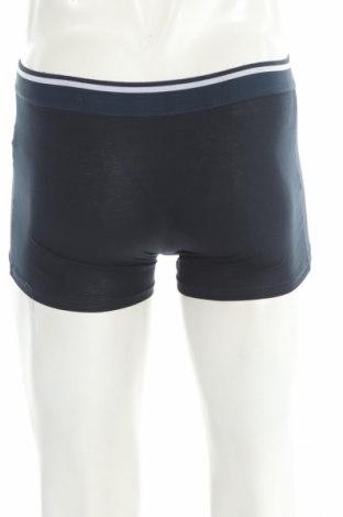 Pánske boxserky Mo, Velikost S, Barva Modrá, 95% bavlna, 5% elastan, Cena  143,00Kč