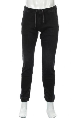 Мъжки дънки, Размер M, Цвят Черен, Цена 22,68лв.