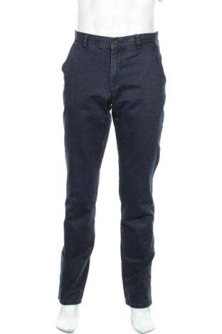 Мъжки дънки Alberto, Размер L, Цвят Син, 98% памук, 2% еластан, Цена 41,90лв.