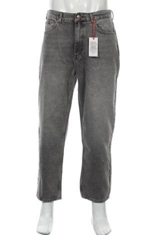 Мъжки дънки BDG, Размер M, Цвят Сив, Памук, Цена 32,04лв.