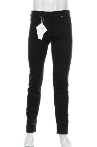 Мъжки дънки G-Star Raw, Размер S, Цвят Черен, 37% памук, 32% вискоза, 28% полиестер, 3% еластан, Цена 50,37лв.