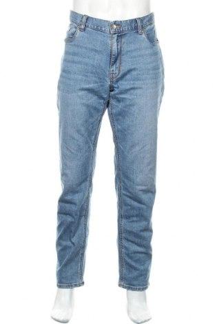 Pánské džíny  Montego, Velikost L, Barva Modrá, 99% bavlna, 1% elastan, Cena  718,00Kč