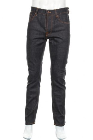 Мъжки дънки Nudie Jeans Co, Размер M, Цвят Син, Памук, Цена 85,05лв.