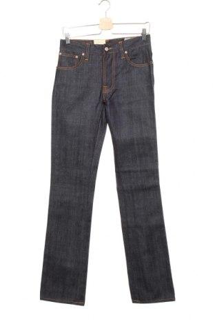 Мъжки дънки Nudie Jeans Co, Размер S, Цвят Син, Памук, Цена 38,87лв.
