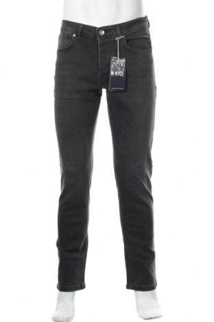 Мъжки дънки Paul Hunter, Размер L, Цвят Сив, 98% памук, 2% еластан, Цена 76,05лв.