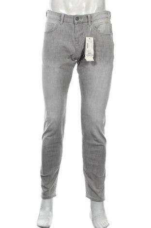 Мъжки дънки Tom Tailor, Размер L, Цвят Сив, 85% памук, 13% полиестер, 2% еластан, Цена 38,70лв.