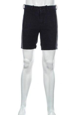 Мъжки къс панталон Diesel Black Gold, Размер S, Цвят Син, Памук, Цена 38,51лв.