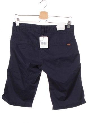 Мъжки къс панталон Edc By Esprit, Размер S, Цвят Син, Памук, Цена 17,05лв.
