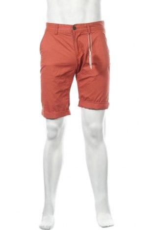 Pánské kraťasy Edc By Esprit, Velikost S, Barva Oranžová, 100% bavlna, Cena  227,00Kč