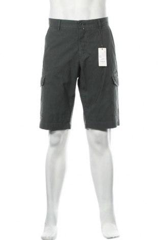 Мъжки къс панталон Marc O'Polo, Размер L, Цвят Зелен, Памук, Цена 26,18лв.