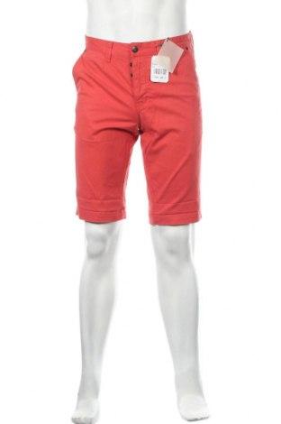 Pánské kraťasy Minimum, Velikost M, Barva Červená, 97% bavlna, 3% elastan, Cena  363,00Kč