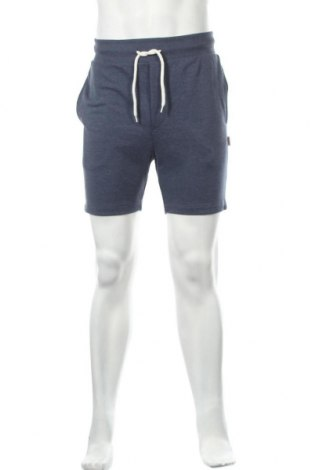 Pantaloni scurți de bărbați Originals By Jack & Jones, Mărime S, Culoare Albastru, 60% bumbac, 40% poliester, Preț 124,83 Lei