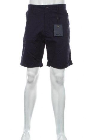 Męskie szorty SUIT, Rozmiar XL, Kolor Niebieski, 98% bawełna, 2% elastyna, Cena 155,93zł