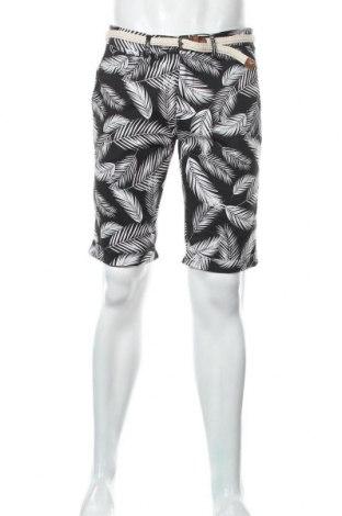 Męskie szorty Tom Tailor, Rozmiar M, Kolor Czarny, 98% bawełna, 2% elastyna, Cena 103,50zł