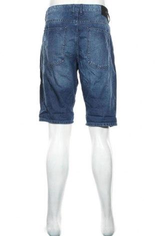 Мъжки къс панталон Tom Tailor, Размер L, Цвят Син, Памук, Цена 18,72лв.