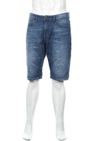 Ανδρικό κοντό παντελόνι Tom Tailor, Μέγεθος L, Χρώμα Μπλέ, Βαμβάκι, Τιμή 8,79€