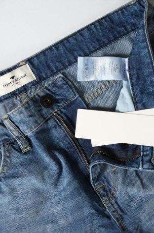 Мъжки къс панталон Tom Tailor, Размер M, Цвят Син, Памук, Цена 18,04лв.