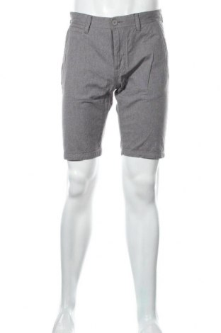 Pantaloni scurți de bărbați Tom Tailor, Mărime M, Culoare Gri, Bumbac, Preț 124,83 Lei