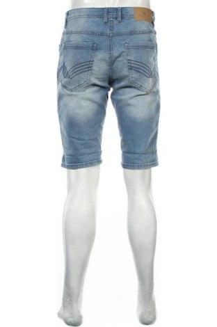 Мъжки къс панталон Tom Tailor, Размер M, Цвят Син, 98% памук, 2% еластан, Цена 22,05лв.