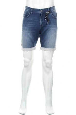 Мъжки къс панталон Tom Tailor, Размер L, Цвят Син, Цена 15,93лв.