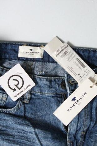 Мъжки къс панталон Tom Tailor, Размер M, Цвят Син, Памук, Цена 16,02лв.
