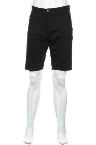 Pánské kraťasy Tom Tailor, Velikost L, Barva Černá, 98% bavlna, 2% elastan, Cena  300,00Kč