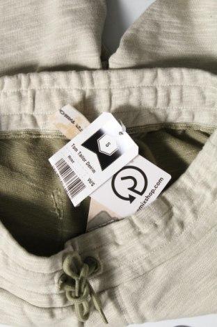 Мъжки къс панталон Tom Tailor, Размер S, Цвят Зелен, Памук, Цена 33,12лв.