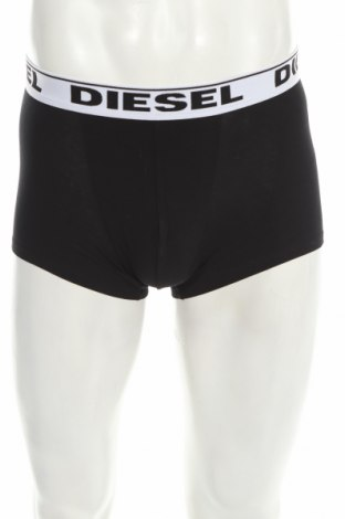 Set de bărbați Diesel Underwear, Mărime XS, Culoare Negru, 95% bumbac, 5% elastan, Preț 102,14 Lei