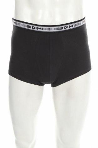 Pánský komplet  Dim, Velikost M, Barva Černá, 89% bavlna, 11% elastan, Cena  253,00Kč