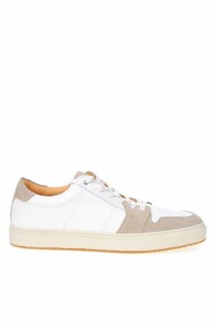 Мъжки обувки Greats, Размер 46, Цвят Бял, Естествена кожа, естествен велур, Цена 54,75лв.