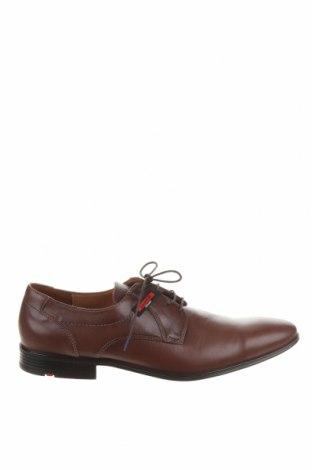 Мъжки обувки Lloyd, Размер 45, Цвят Кафяв, Естествена кожа, Цена 57,25лв.