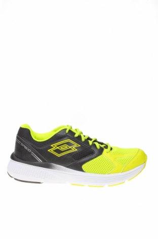 Ανδρικά παπούτσια Lotto, Μέγεθος 43, Χρώμα Πολύχρωμο, Δερματίνη, κλωστοϋφαντουργικά προϊόντα, Τιμή 38,78€