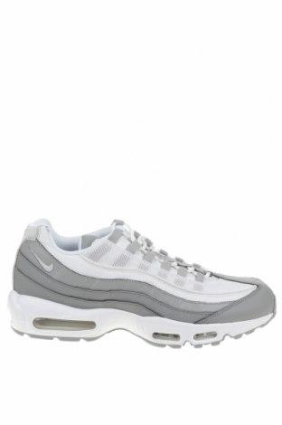 Pánské boty Nike, Velikost 46, Barva Bílá, Pravá kůže, textile , Cena  2381,00Kč